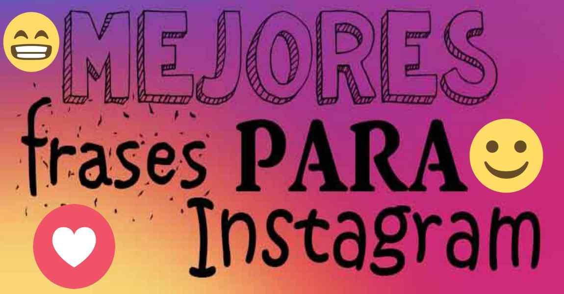 Frases Para Instagram Cortas Y Bonitas Para Likes